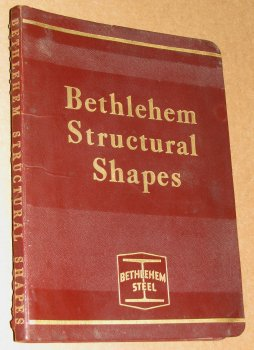 Bethlehem Structural Shapes Catalog 1948 - Now Available ...